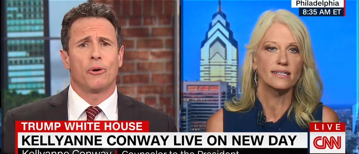 CNN New Day 7-10-17/Screenshot/TVEyes