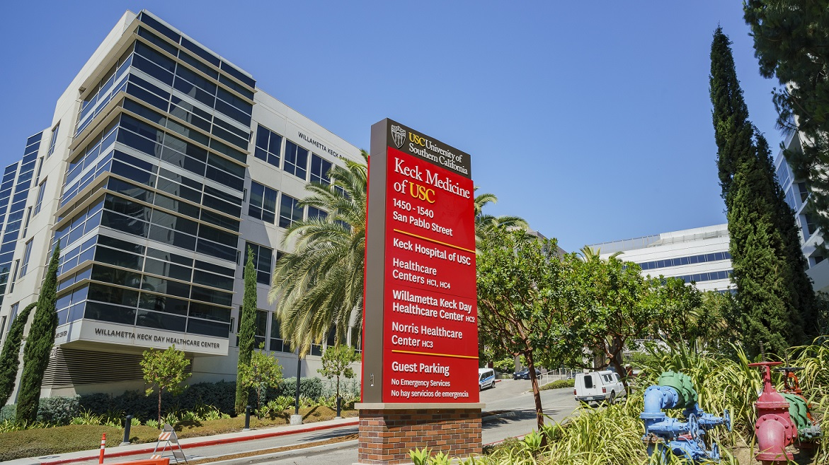 USC Keck Medical School Shutterstock/Kit Leong
