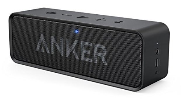 Normally $80, this bluetooth speaker is 66 percent off today (Photo via Amazon)