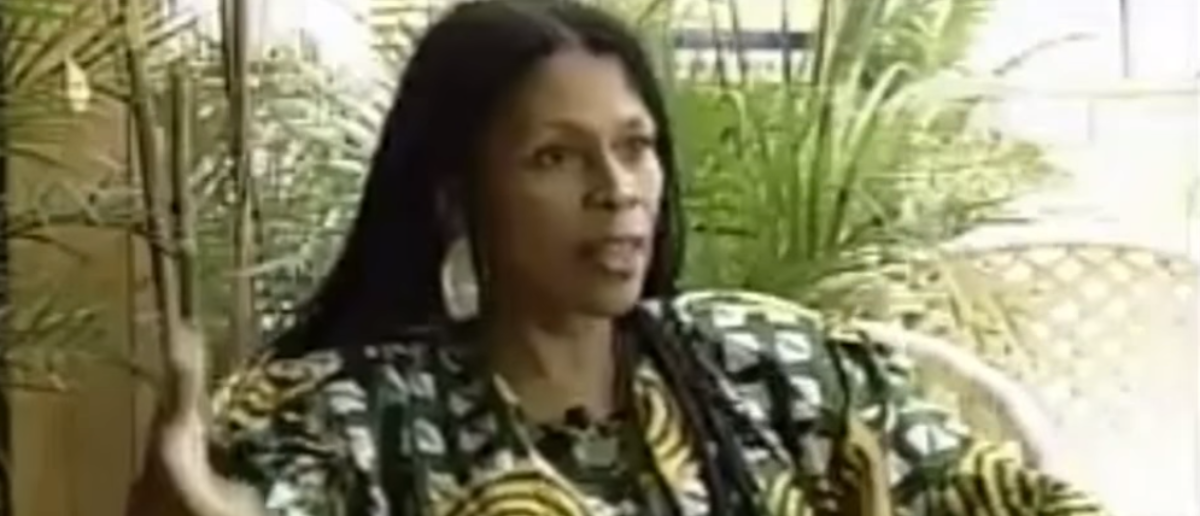 Assata Shakur/YouTube Screenshot