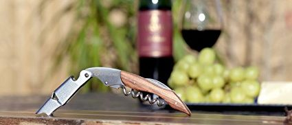 This would be a great tool to open a bottle of Les Deplorables wine (Photo via Amazon)