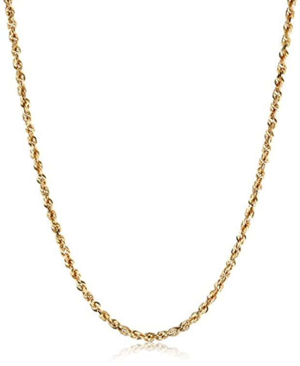 Normally $2440, this necklace is 77 percent off today (Photo via Amazon)