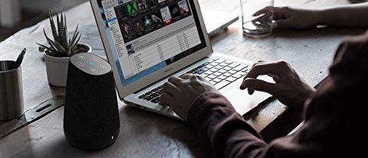 You can take Alexa anywhere with this portable bluetooth speaker (Photo via Amazon)