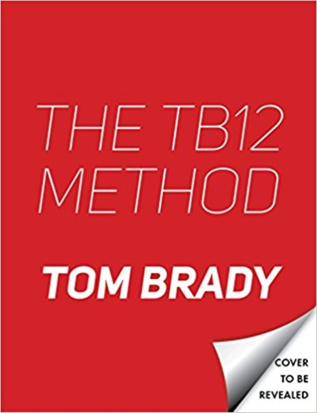People have known about tom bradys new book for mere hours and it cover to be revealed photo via amazon malvernweather Gallery