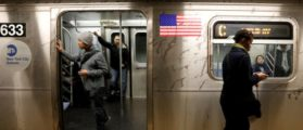 Panicked New York Set To Remove Subway Tiles That Vaguely Resemble Confederate Flags