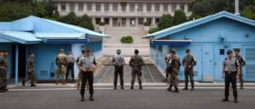 US, North Korean Generals Meet At DMZ To Talk About Sending Home America's War Dead