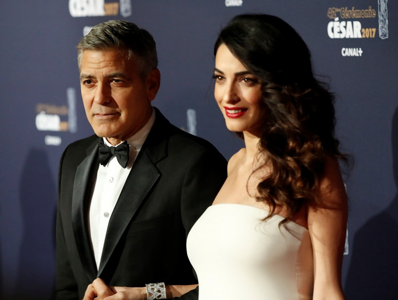 George Clooney Admits Raising Twins At 56 Is 'Terrifying'