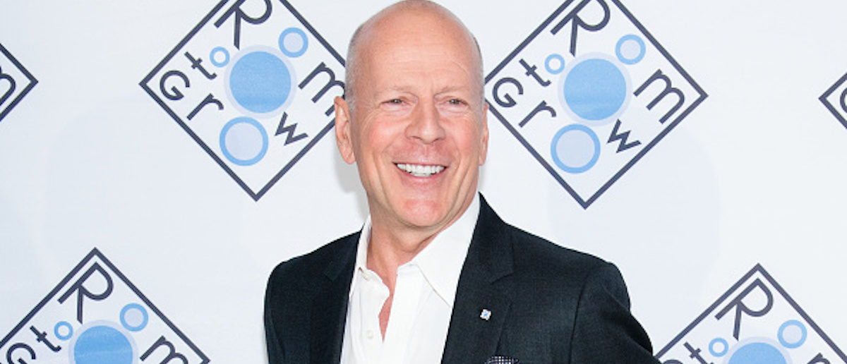 NEW YORK, NY - APRIL 05: Actor Bruce Willis attends the 2017 Room To Grow Spring Benefit at Guastavino's on April 5, 2017 in New York City. (Photo by Noam Galai/WireImage)