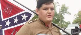 Robert E. Lee-Loving, Confederate Flag-Hoisting Student Says He Was Just Expelled