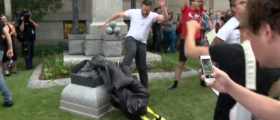 Rioter Who Toppled Confederate Statue In Durham May Receive Scholarship