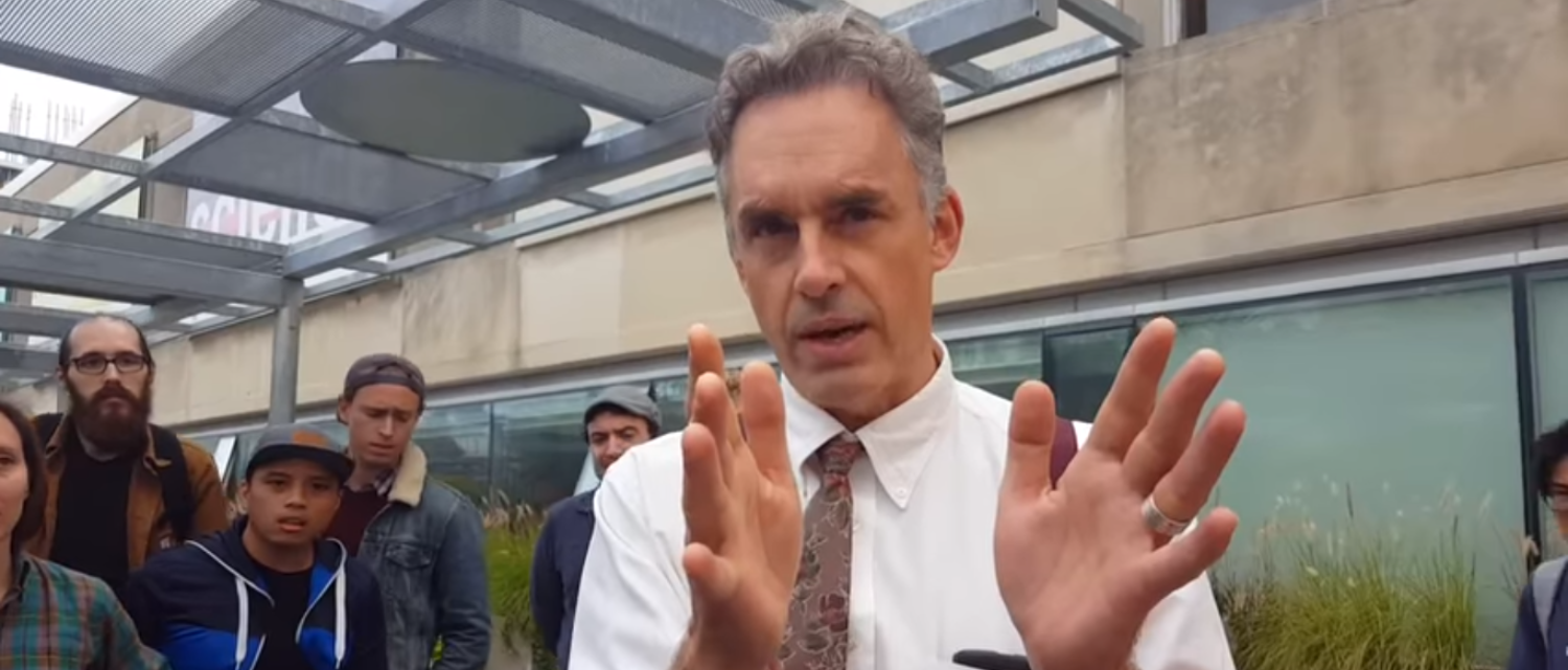 Dr. Jordan B. Peterson responds to questions and criticism (YouTube/katrina)
