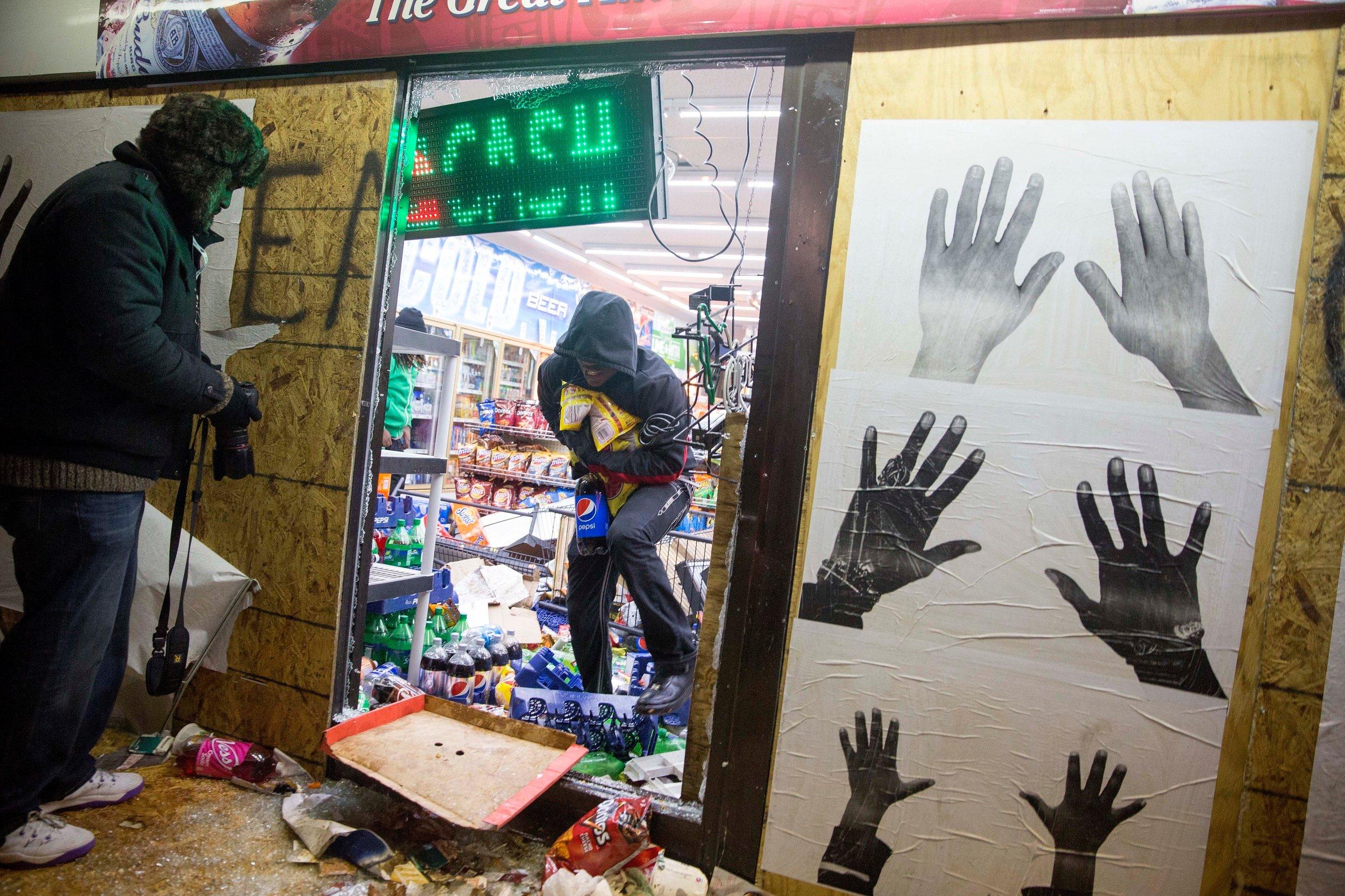 Ferguson Getty Images /Aaron P. Bernstein