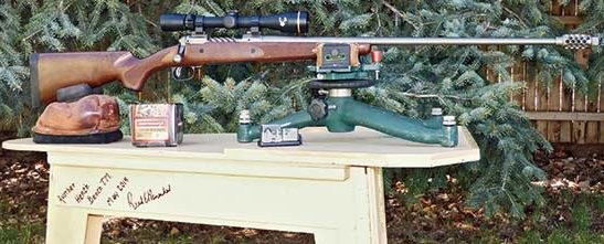 A Lightweight Custom 7mm Rsaum Rifle On A Budget The