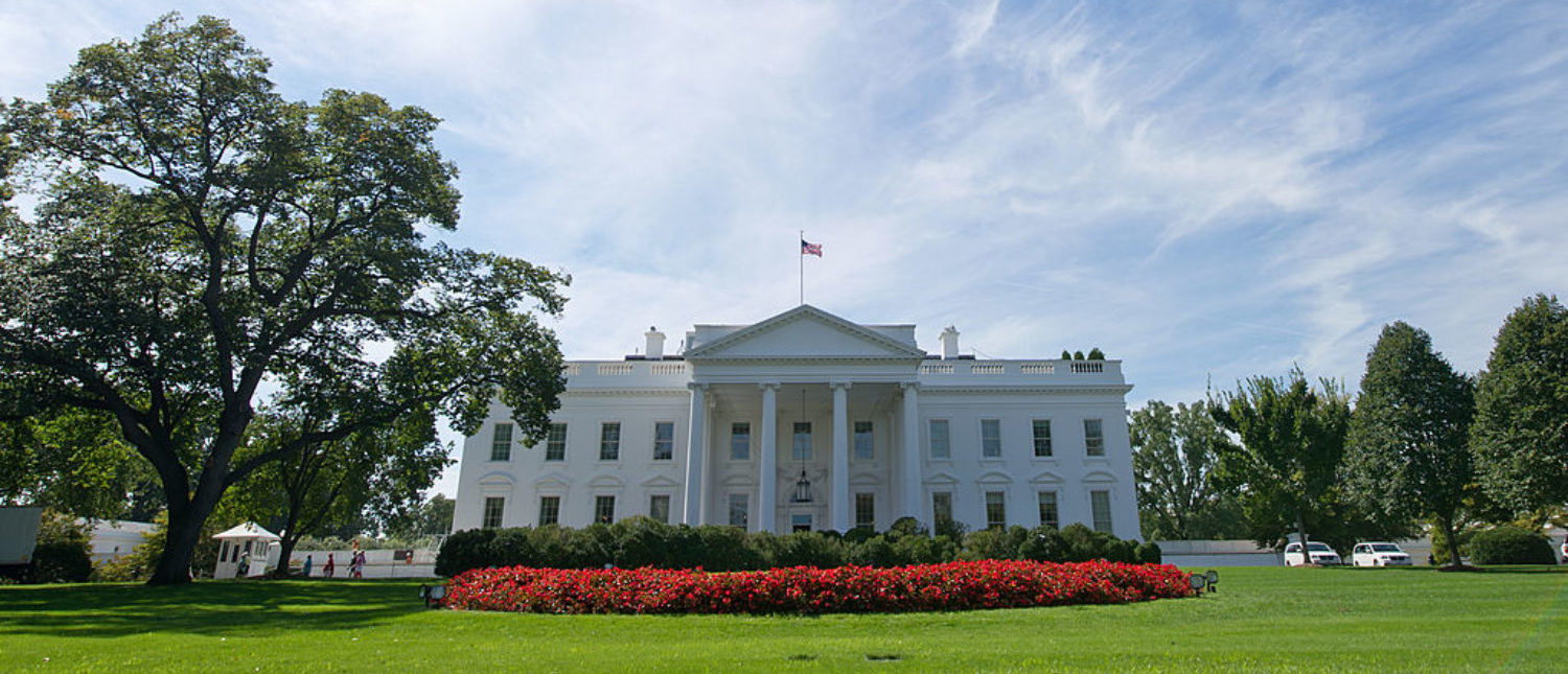 The north side of the White House is seen September 20, 2012 in Washington, DC. (Photo: KAREN BLEIER/AFP/Getty Images)