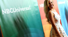Reality star Savannah Chrisley attended NBCUniversal's 2014 Summer TCA Tour in California. (Photo: Getty Images)