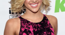 In 2014, Savannah Chrisley flashed a big smile at the KIIS FM's Jingle Ball 2014 in Los Angeles, California. (Photo: Getty Images)