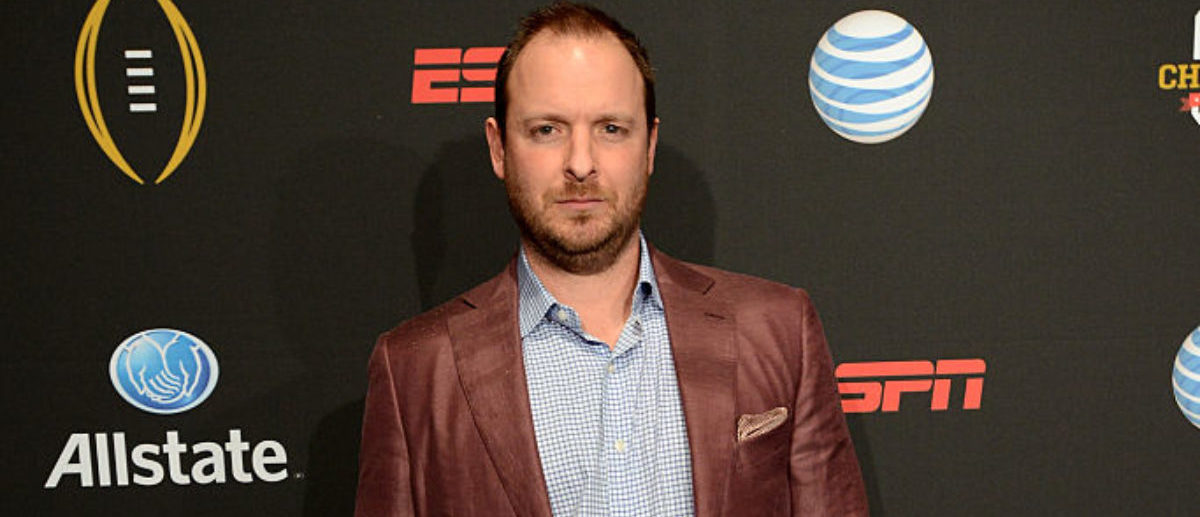 Ryen Russillo (Credit: Getty Images/Cooper Neill)