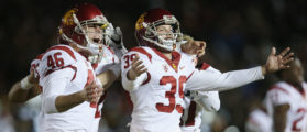 USC Kicker Sues Over Expulsion For Non-Existent Assault