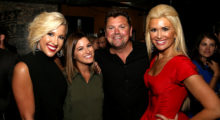 Savannah Chrisley spent time with some country artists at the after-party for the 16th Annual Waiting for Wishes Celebrity Dinner Nashville, Tennessee. (Photo: Getty Images)