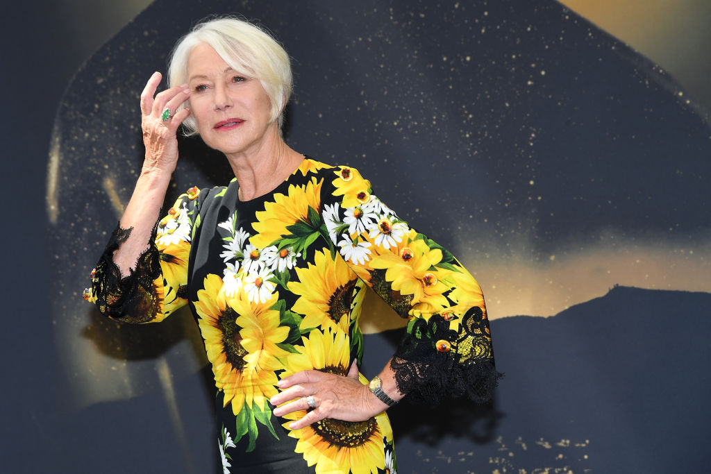 Helen Mirren Thinks She Should Have Told More People to