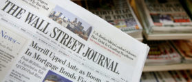 WSJ Editorial Board Accuses 'Beltway Media' And Democrats Of Trump Dossier 'Coverup'