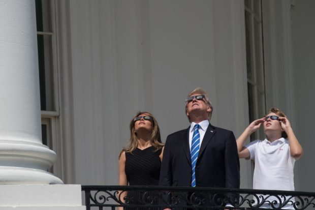 (Photo credit should read NICHOLAS KAMM/AFP/Getty Images)