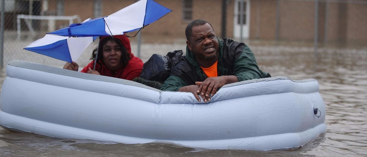Hurricane Harvey Getty Images/Joe Raedle