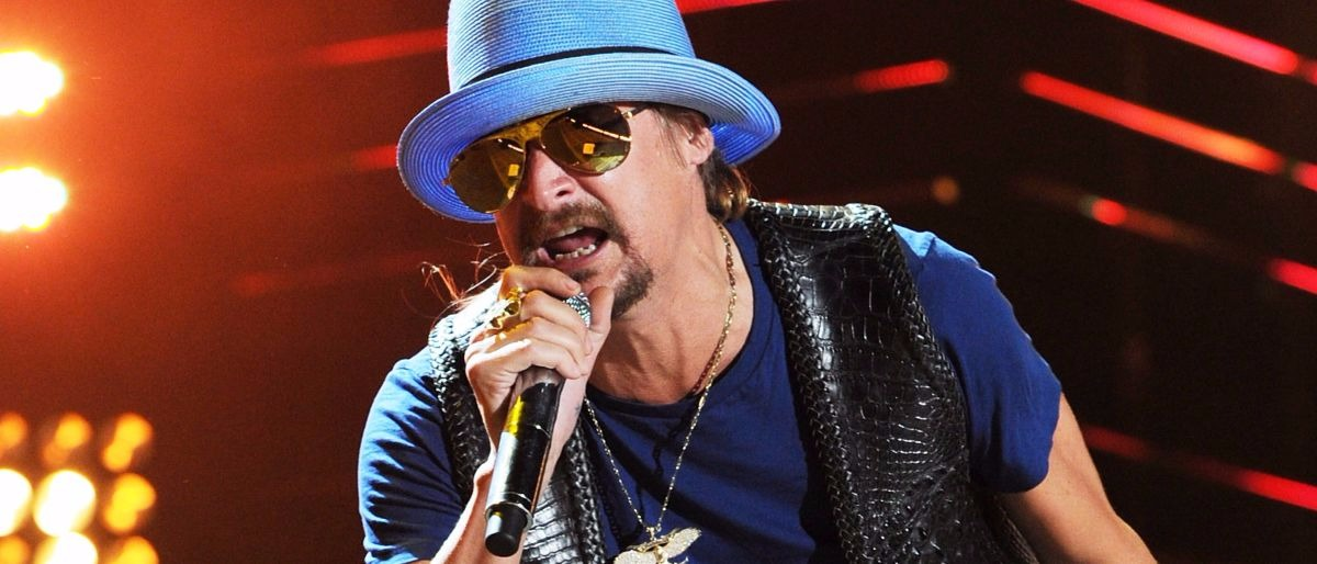 Today Is The Birthday Of American Hero Kid Rock