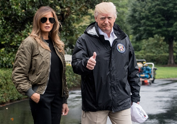 White House: Trump will donate $1 million to Harvey relief