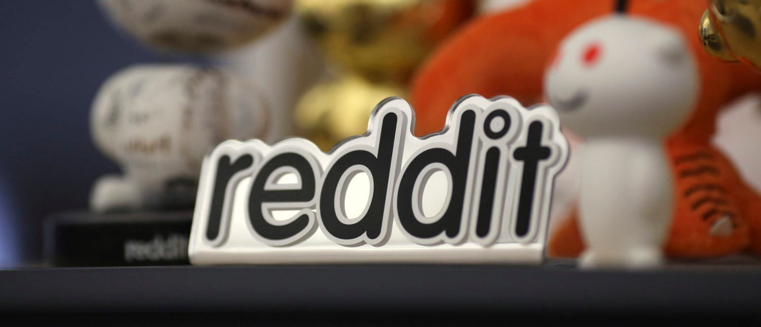 "Reddit mascots are displayed at the company's headquarters in San Francisco, California April 15, 2014. Reddit, a website with a retro-'90s look and space-alien mascot that tracks everything from online news to celebrity ""ask me anything,"" is going after more eyeballs, and advertising, by allowing members of its passionate community to post their own news more quickly and easily. REUTERS/Robert Galbraith"