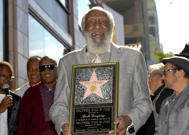 Dick Gregory, Famed Comedian and Activist, Has Passed Away
