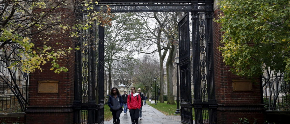 "College ""bias response"" officers have trouble balancing free speech with inclusion and other social justice principles, an October study shows. (REUTERS/Shannon Stapleton)"