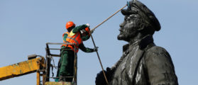 Many Unhappy With Communist Statues Across The U.S.