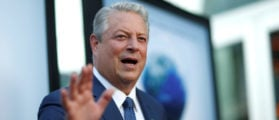 Reporter Confronts Al Gore On Sea Level Rise Claims, Gets Called A 'Denier'