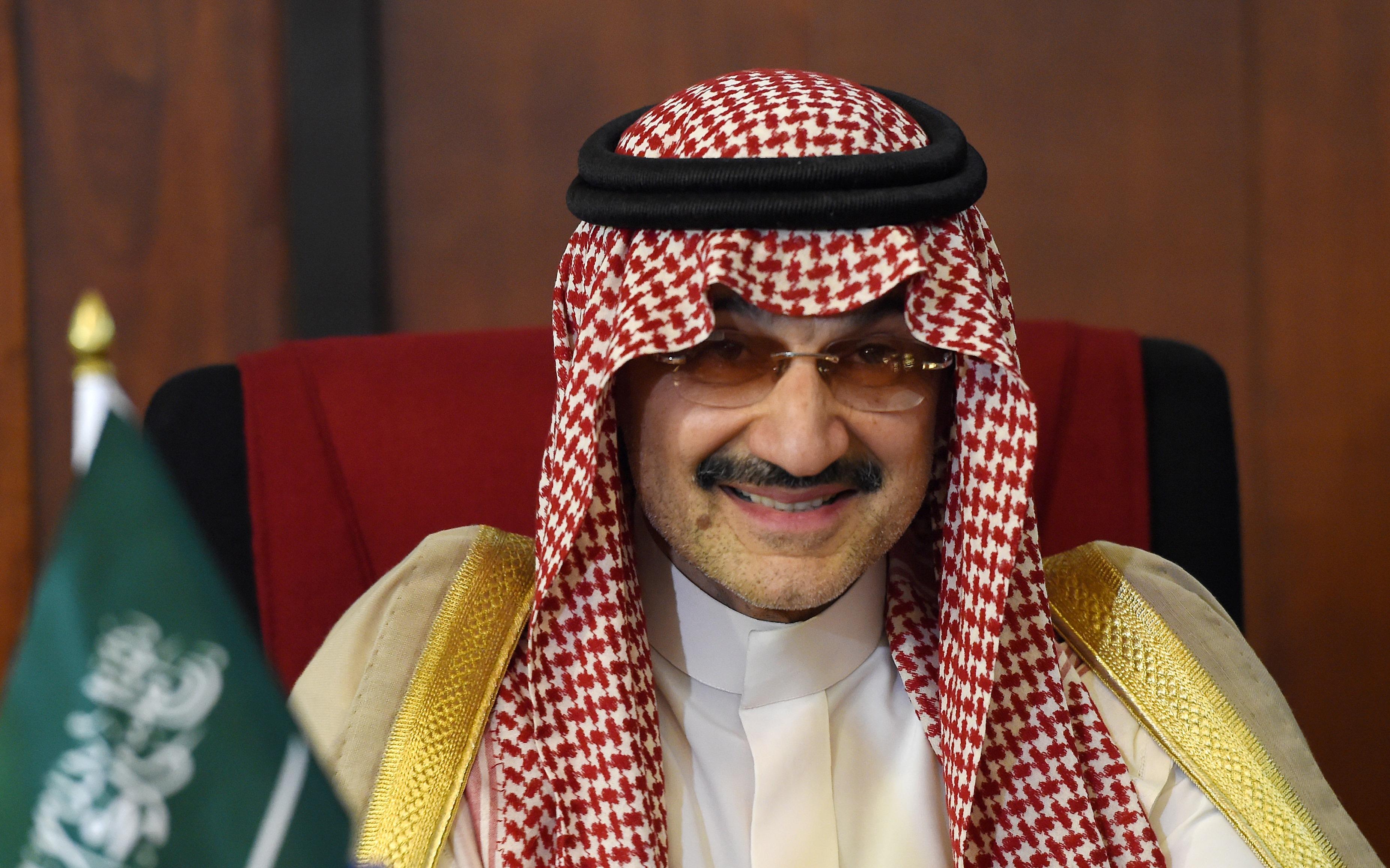 Saudi royal Getty Images/ISHARA S. KODIKARA