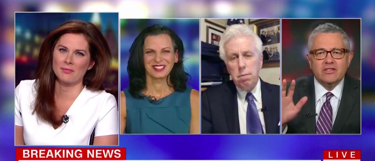 Screen Shot Toobin Describes Reality Of NK Threat (CNN: Aug 8, 2017)