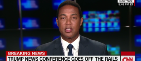 Watch Don Lemon Whitewash Antifa In 90 Seconds [VIDEO]