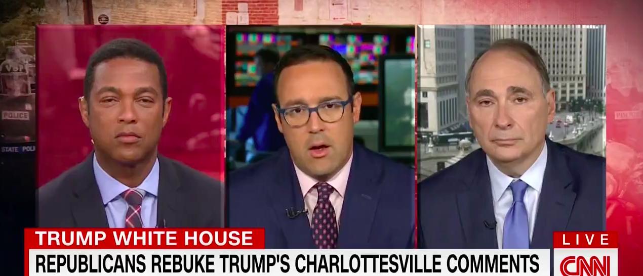 Screen Shot Don Lemon, Chris Cillizza (CNN: Aug 16, 2017)