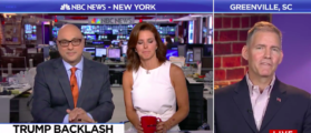 Trump Supporter Questions MSNBC Hosts' Econ Credentials [VIDEO]