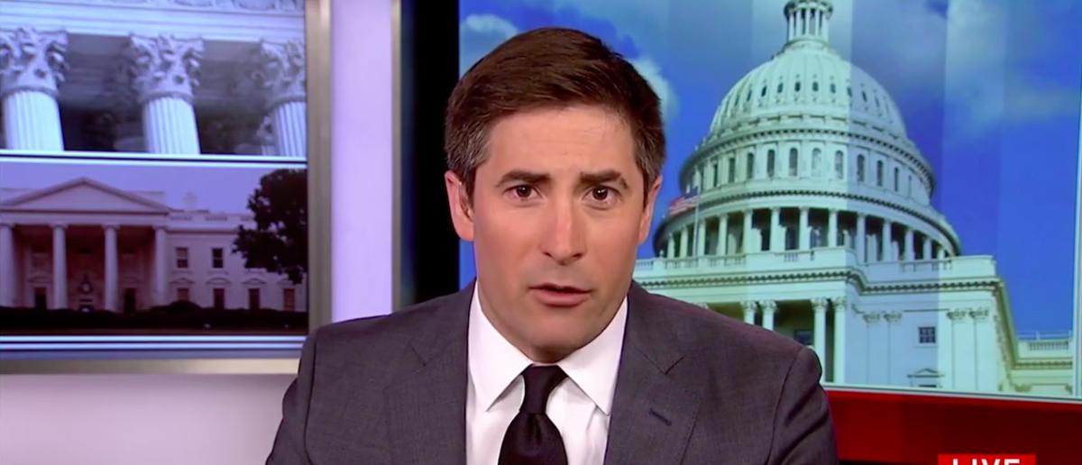 Screenshot Axios' Jonathan Swan (MSNBC: Aug 21, 2017)