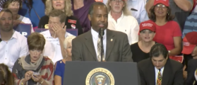 Ben Carson May Have Broken The Law — On NATIONAL TELEVISION