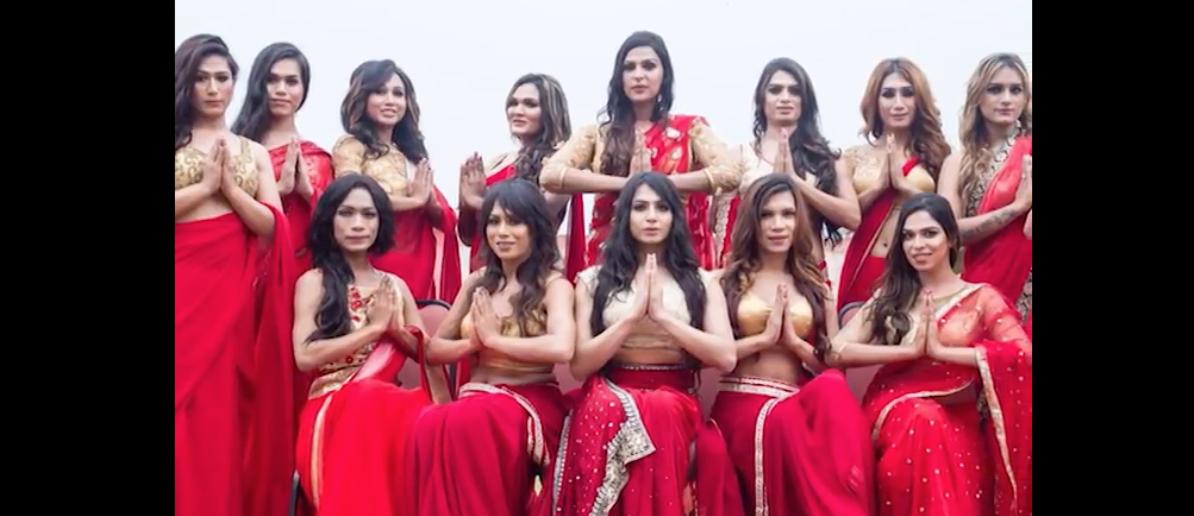 TransQueen 2017 India Pageant (Youtube screenshot/Anweshanam)