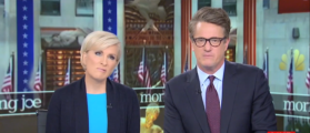 Morning Joe's Mika: The Country Has Reached A 'Low Point In American History'
