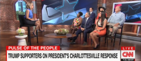 Charlottesville Panel Pushes Back On CNN, Defends President Trump