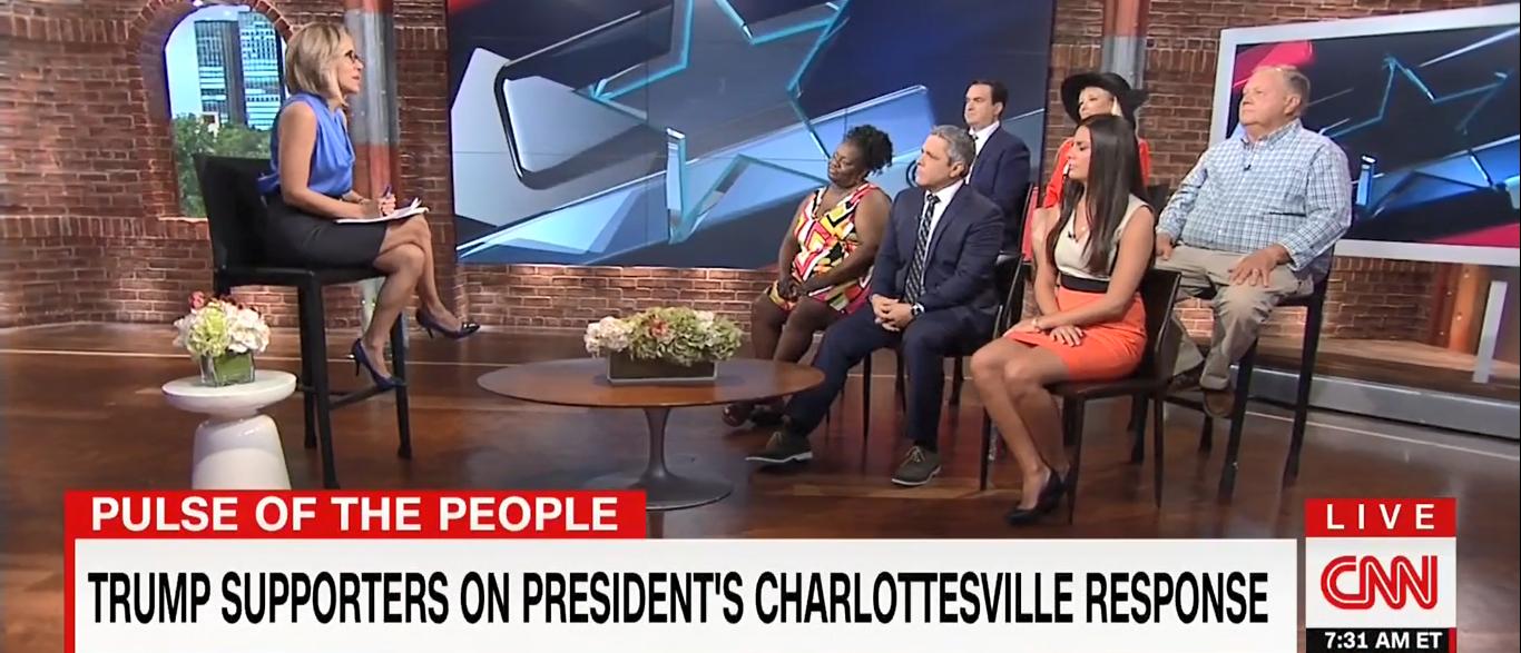 CNN Trump Panel 08-23-17