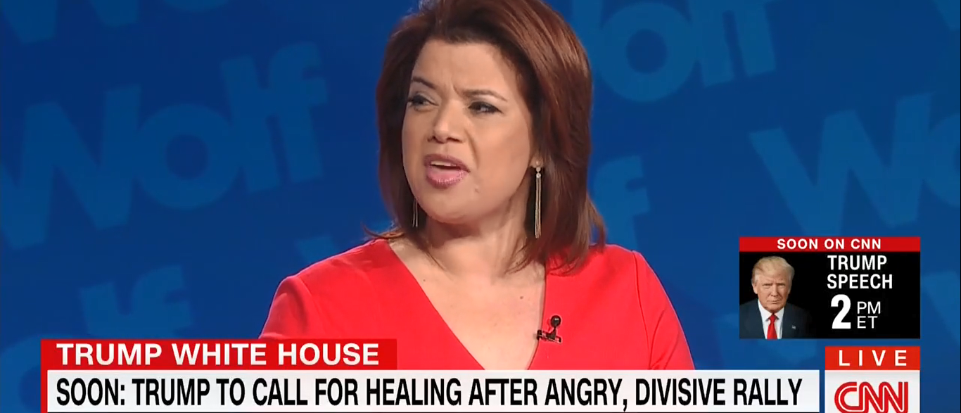 Ana Navarro Doubles Down 08-23-17
