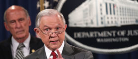 Sessions To Deliver Address On Free Speech 'Under Attack' In Statement Against Political Correctness