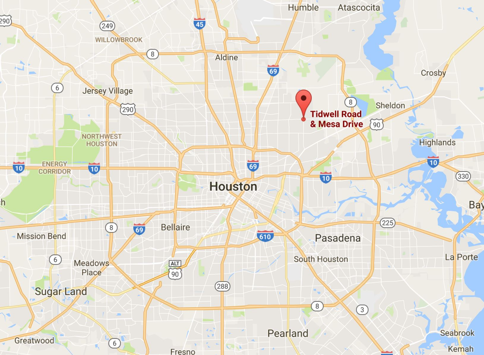 Houston Police: Looters Are Targeting Firefighters, Officer