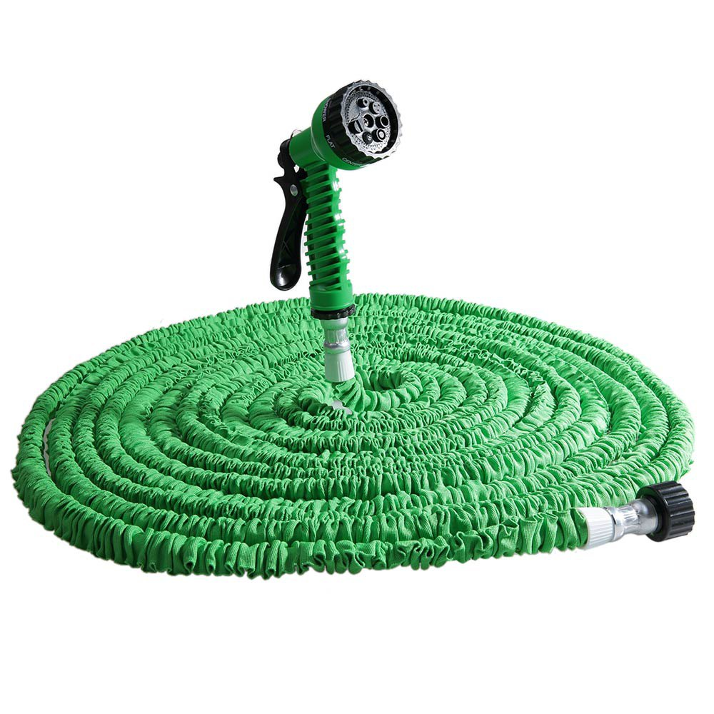 Normally $34, this garden hose is 53 percent off with the code (Photo via Gamiss)