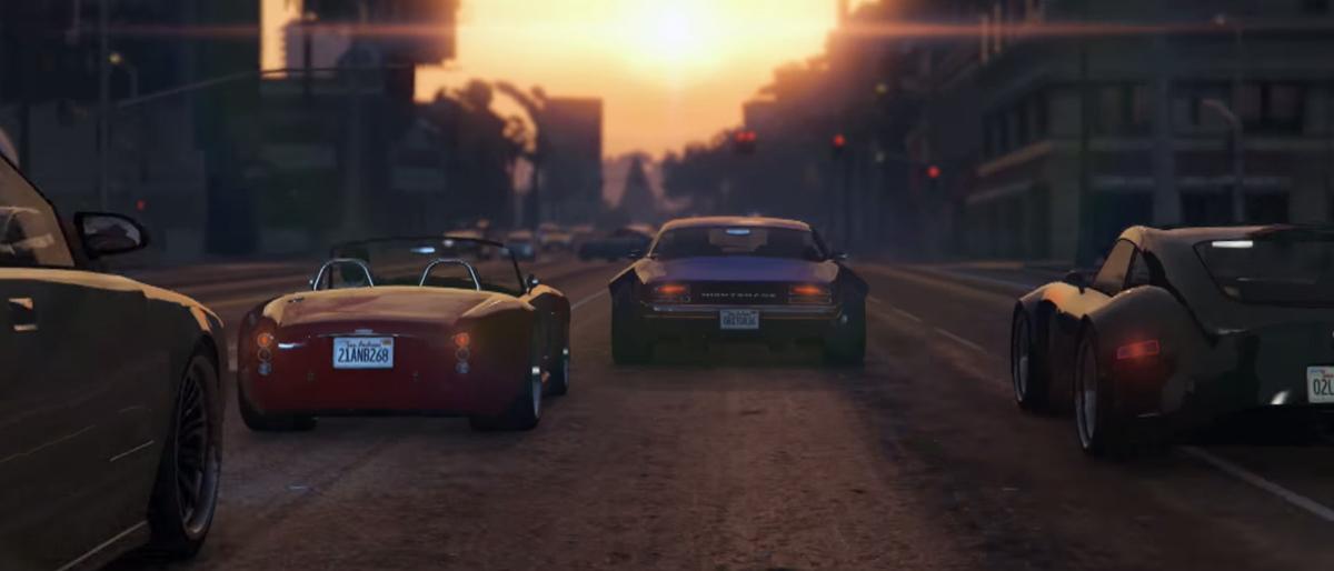 Grand Theft Auto 5 (photo: YouTube)